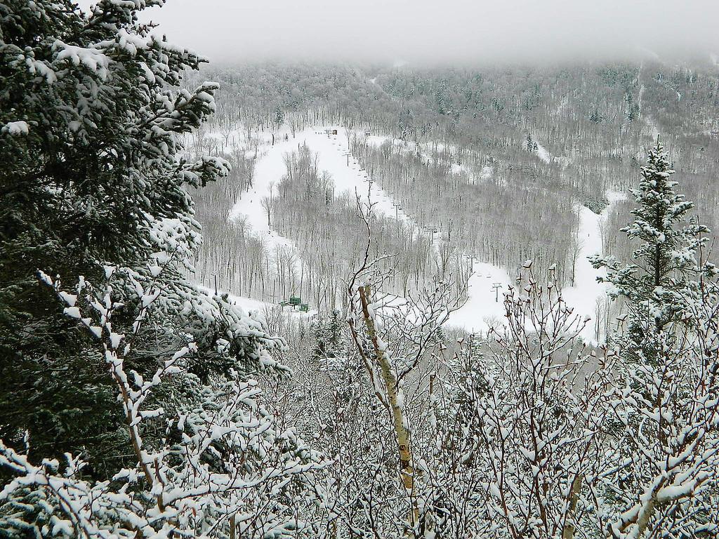 Beginner's slope