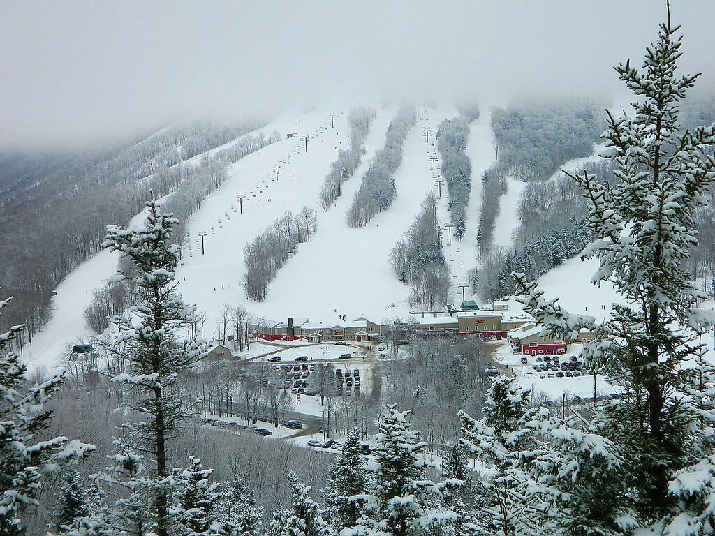 Cannon Mountain/Mittersil Ski complex